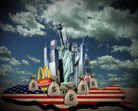 Розничные продажи в США
