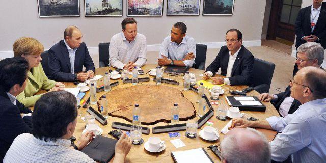G8: глобальная налоговая