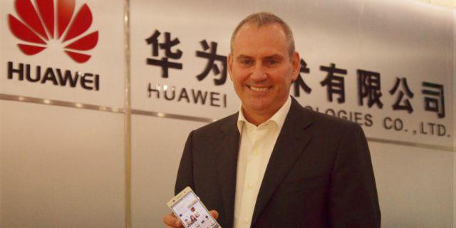 Huawei нанимает бывшего
