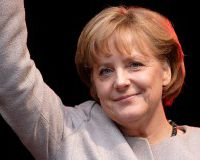 Меркель: кризис на рынке