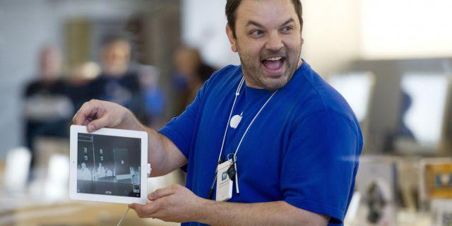 Сотрудники Apple уходят