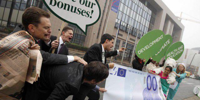 ЕС ограничит зарплаты
