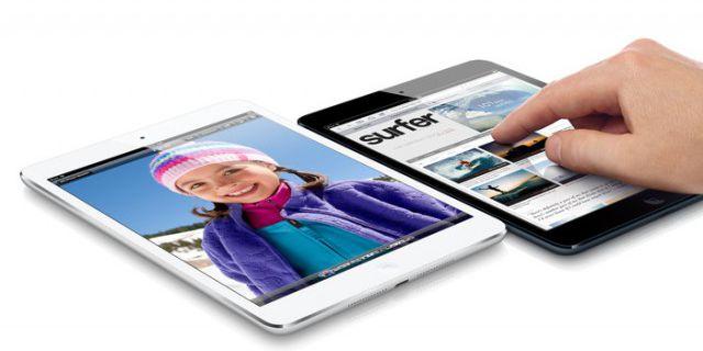 Выход обновленных iPad
