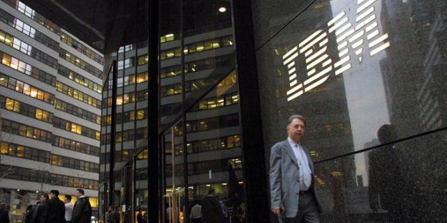IBM дорожает, несмотря