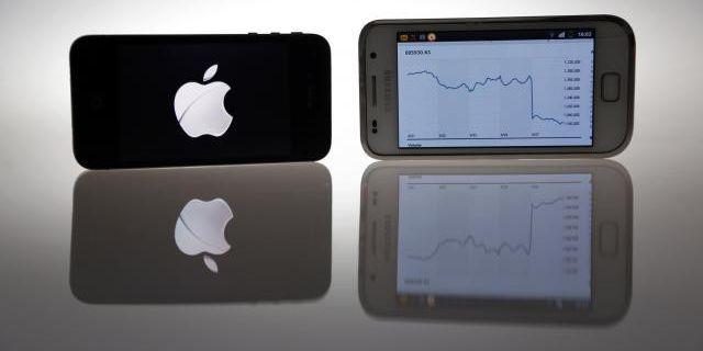 Apple и Samsung вновь