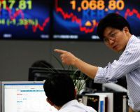 Азиатские рынки не могут