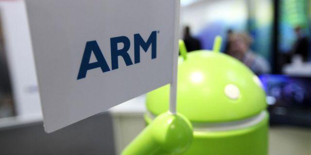 ARM сообщает об