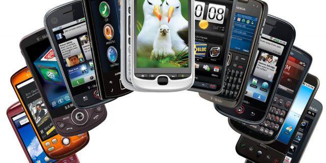 Поставки смартфонов за