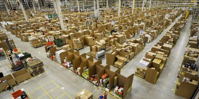 Amazon примет на работу