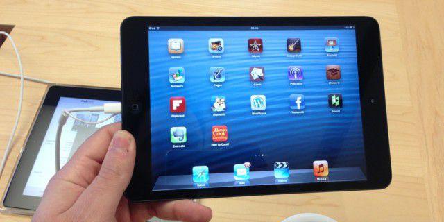 Новый iPad mini получит