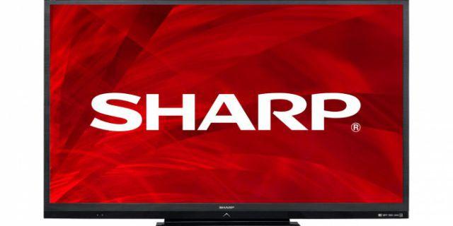 Sharp восстанавливается