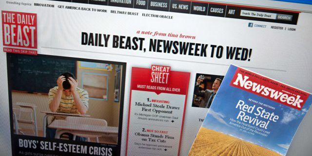 Newsweek станет