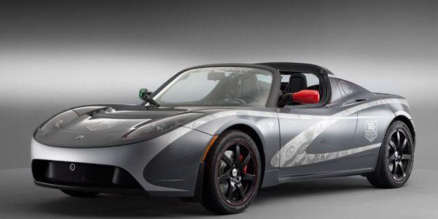 Tesla Motors вновь