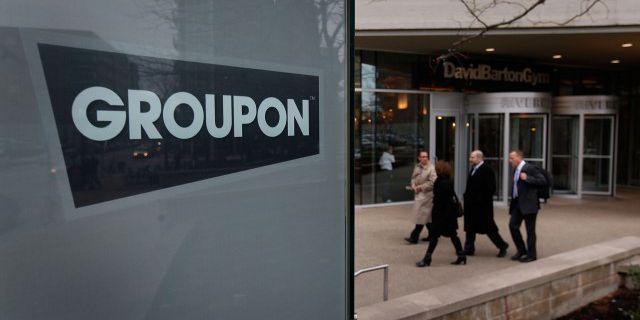 Акции Groupon выросли на