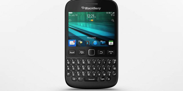 BlackBerry анонсировала