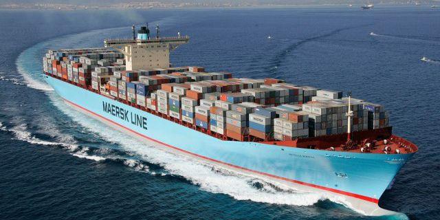 Maersk: развивающиеся