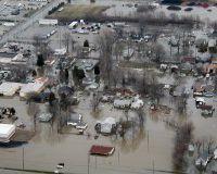 Ущерб от наводнений в