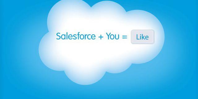 Продажи Salesforce