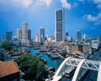 Сингапур - самый слабый