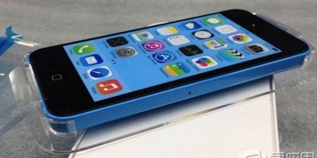 Фото и видео с iPhone 5C