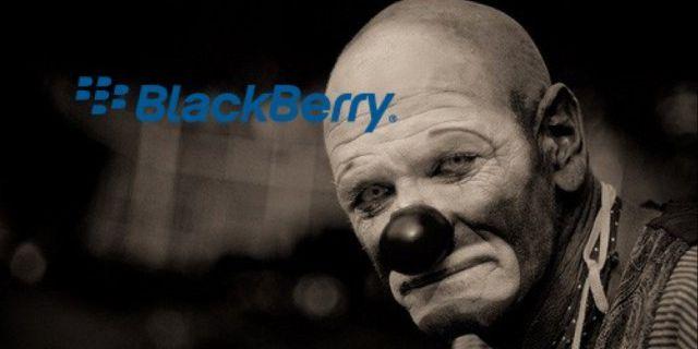 BlackBerry потеряла