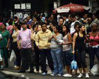 Половина Венесуэлы