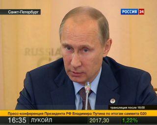 Путин: безработица бьет