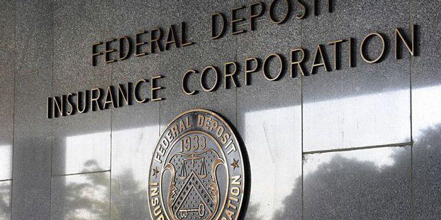 FDIC не будет страховать