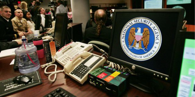 АНБ собирало данные о