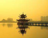 Объем инвестиций в Китай