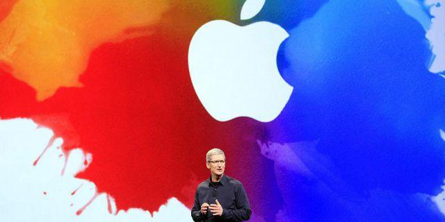 Скрытность Apple уронила