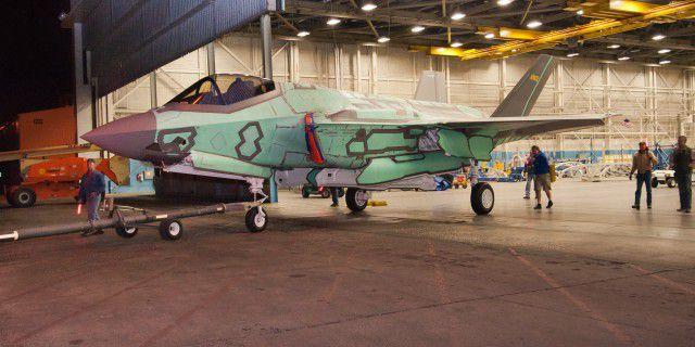 Голландия купит 37 F-35