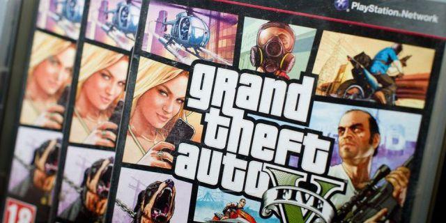 Рекорд GTA V: $800 млн