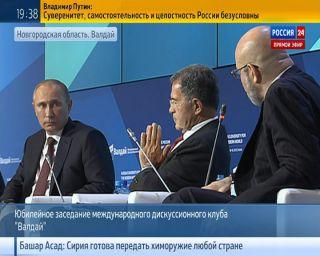 Путин: Россию волнует
