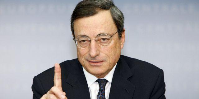 Драги: ЕЦБ готов