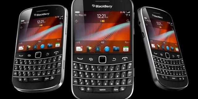 BlackBerry начала