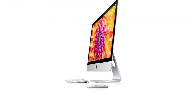 Apple обновляет iMac