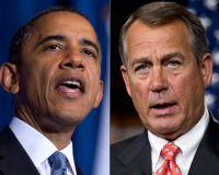 Обама и Бейнер проведут