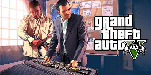 Запуск онлайн-версии GTA