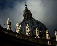 Банк Ватикана впервые