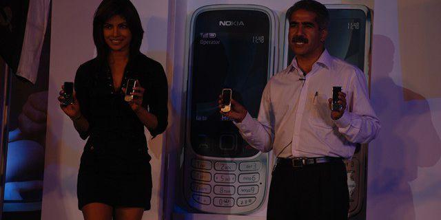 Индийские активы Nokia