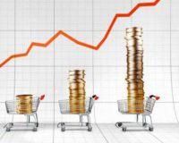 Росстат: инфляция в