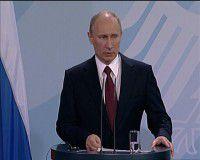 Путин: острая фаза