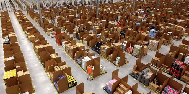 Сотрудники Amazon