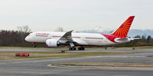 От Boeing Dreamliner