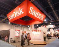 Прибыль SanDisk в III