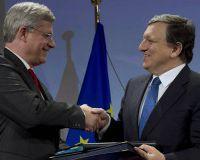 Канада и ЕС заключили