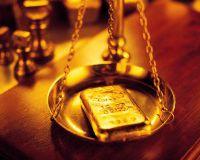 Цена на золото выросла
