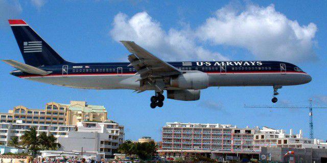Прибыль US Airways в III