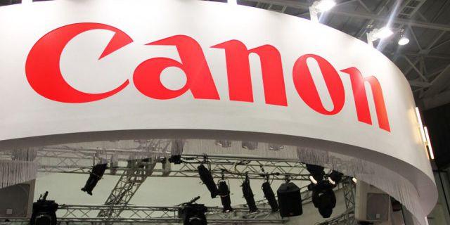 Canon урезала годовой